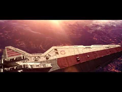 Star Wars Episode Iii Revenge Of The Sith Opening Battle Scene Jedi Cut Fan Edit Youtube