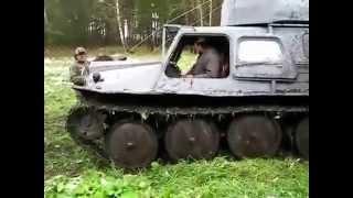 GAZ 47 всюдихід ГАЗ-47