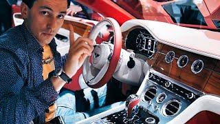 Он ОБРУШИТ продажи S-Class Coupe и ROLLS-ROYCE WRAITH – новый BENTLEY CONTINENTAL GT! Тест-обзор : )