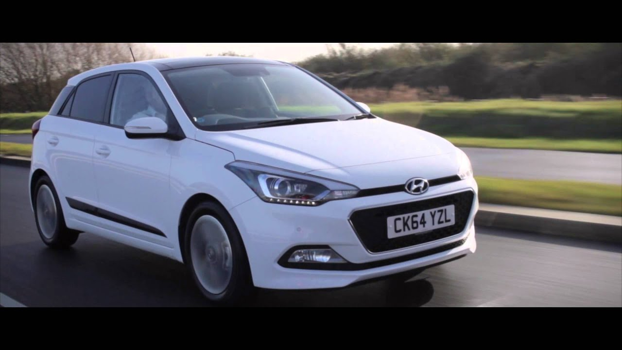 new hyundai i20 road test youtube. Black Bedroom Furniture Sets. Home Design Ideas