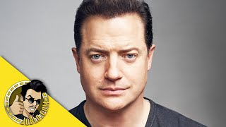 WTF Happened to BRENDAN FRASER!
