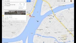 新Googleマップ超簡単、ピンを自由に立てて共有