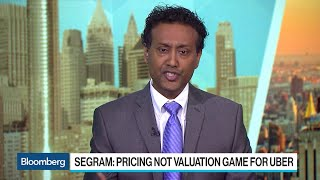 Uber Is a Game of Pricing, Not Valuation, Says NYU's Segram