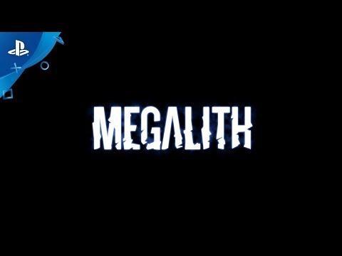 Megalith VR - Teaser Trailer   PS4