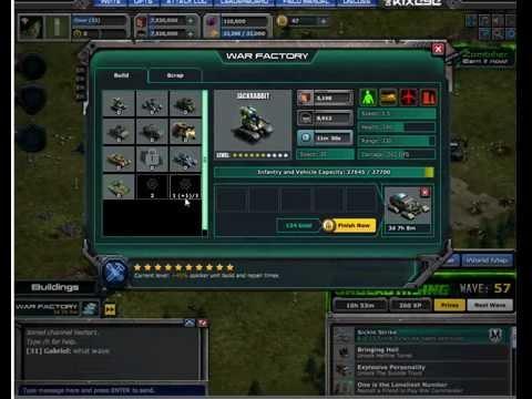 War Commander New Tank Crusader