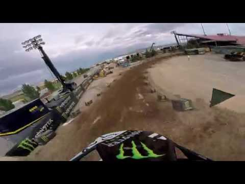 2015 Monster Energy Cup - Josh Hansen GoPro Course Preview