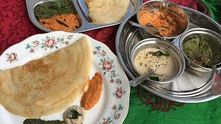 Samai Karamani Dosai | Little Millet CowPea Crepes | Healthy Dosa recipes