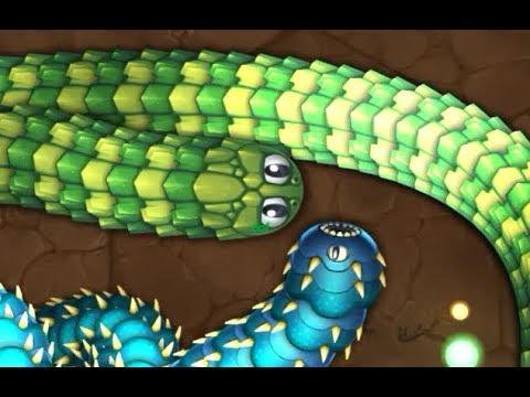 1,000,000+ MASS | Little Big Snake Gameplay