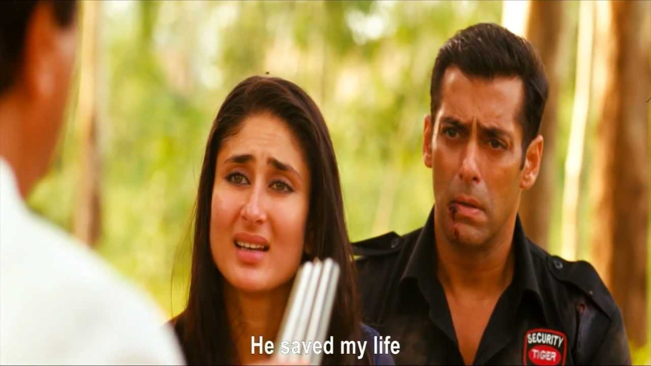 Download Bodyguard - Divya convinces her father