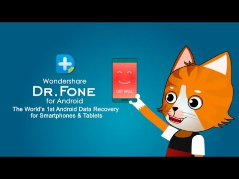 wondershare dr.fone para android full 2016