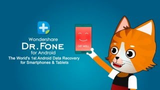 2016 Wondershare Drfone for Android - Android data recovery software