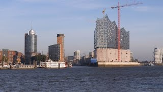 Hamburg, Germany: HafenCity, Elbphilharmonie (Elbe Philharmonic Hall) - 4K Video Photo(Video Image 4K Channels: http://www.videoimage4k.com Videobilder Channels: http://www.videobilder.eu Recording date: 10-2014 Camera: Panasonic Lumix ..., 2015-01-21T10:45:52.000Z)
