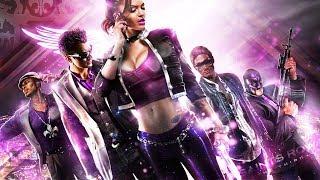 SAINTS ROW 3 All Cutscenes (Game Movie) 1080p 60FPS