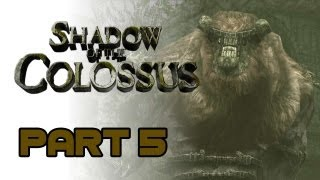 Shadow of the Colossus Walkthrough Part 5: Canopy Lake