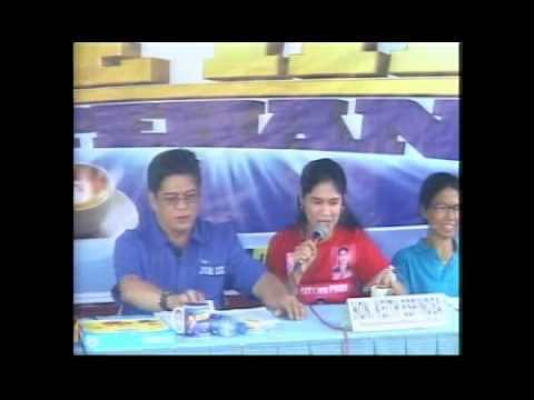 Vice Mayor Atty Joe III Espinosa - Kapehan sa Barangay Monica City Proper Iloilo City 1/2