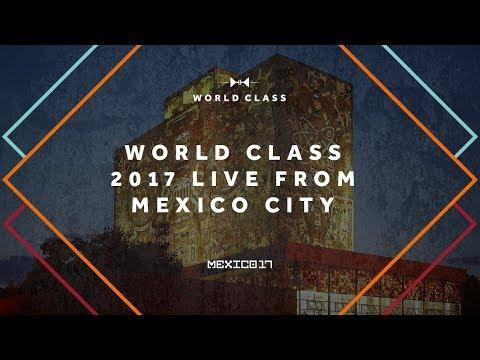 World Class Bartender 2017 - Top 10 Finalists
