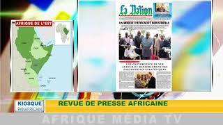 KIOSQUE PANAFRICAIN DU 04 12 2018