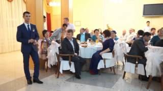 Вадим и Алина Свадебный подарок друг другу 22 11 2014