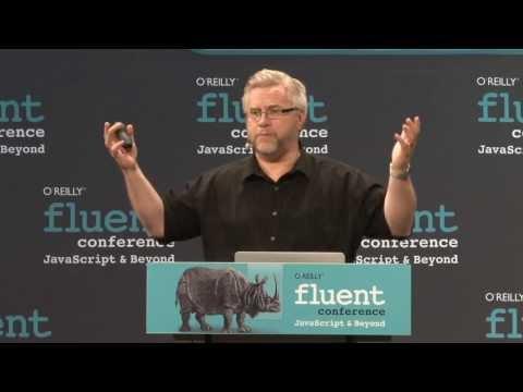 "Fluent 2013: Bill Scott, ""Clash of the Titans: Releasing the Kraken | NodeJS @paypal"""