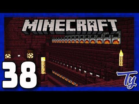 Minecraft 1.12 Survival - Custom Super Smelter! - Ep38