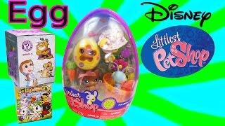 lps disney funko surprise mystery minis blind bag bobbleheads easter egg littlest pet shop unboxing