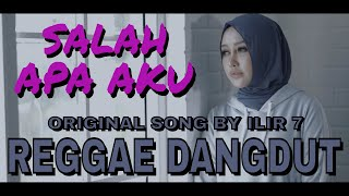 Deva Monas - What's Wrong With Me (Reggae Dangdut Koplo Cover) Either Satan Is Entering You