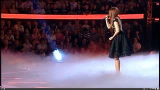Vocea Romaniei 2013 Jovana Milovanovic -- Tu n-ai avut curaj
