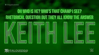 """2019: Keith Lee WWE Entrance Theme Song - """"Limitless"""" with download link and lyrics!"""