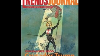 Gerald Celente - New Megatrends in the Era of Trump thumbnail