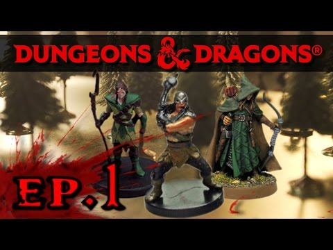 D&D 5th Ed - Call of the Wild Ep.1 - Beast Within