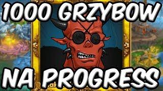 1000 GRZYBÓW ZA 1 POZIOM?! -  SHAKES AND FIDGET #116