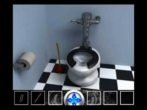 Solucion de como pasar el juego escape the bathroom 3d for Escape 3d the bathroom walkthrough