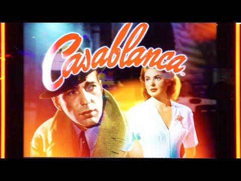 #G2E2016 Everi   NEW Casablanca slot machine