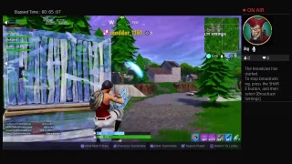 Fortnite with XD HACKS AND EBT JAY