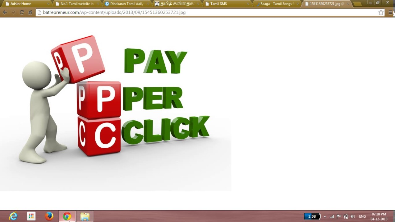 What is pay per click (PPC) | Home Based Online Jobs | FREE ONLINE ...