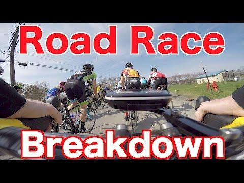 Brinkerhoff Road Race... Race Tactic Breakdown