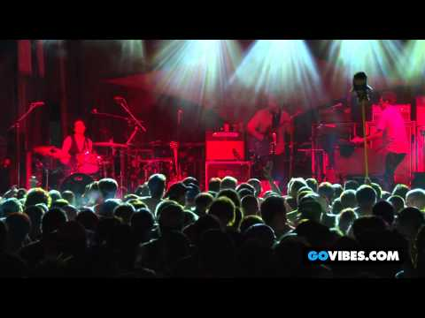 """Soulive Performs """"Eleanor Rigby"""" into """"Third Stone from the Sun"""" at Gathering of the Vibes 2012"""