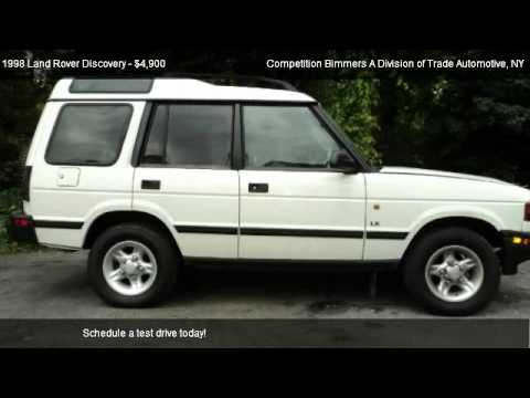 1998 Land Rover Discovery Le For In New Windsor Ny 12553
