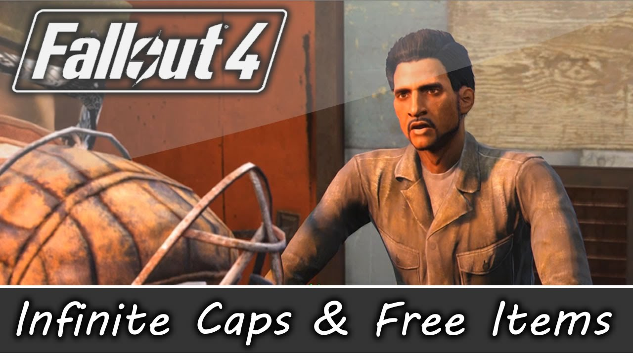 how to get infinite caps in fallout 3 ps3