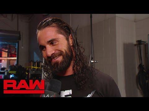 Seth Rollins reacts to Roman Reigns' return: Raw, Feb. 25, 2019