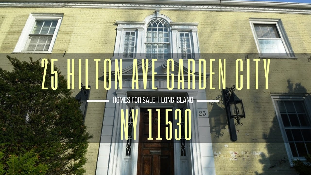 Gentil Homes For Sale | 25 Hilton Ave Garden City NY 11530 | Long Island NY