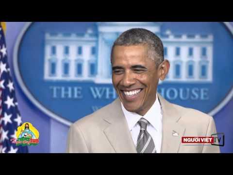 Xem lại Video Tổng thống và phó tổng thống Mỹ đón Đức Giáo Hoàng Phanxicô