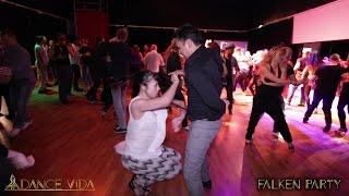 Fabian and Nicolina Salsa - video new canon 5d mark 4