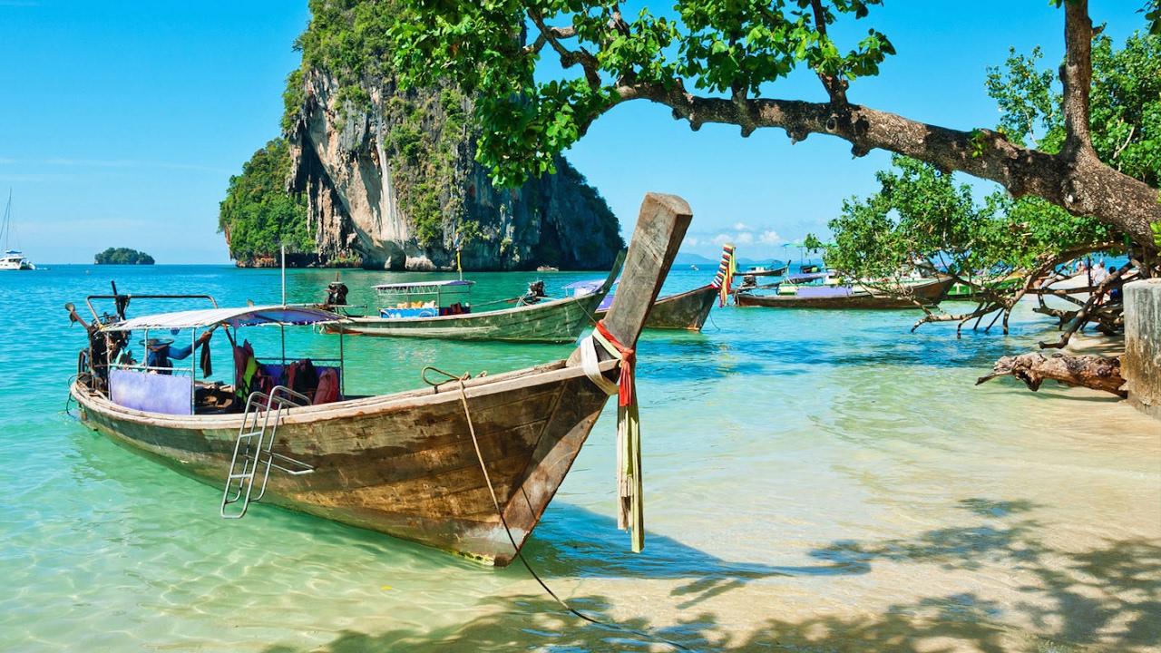 THAILAND PARADISE - YouTube