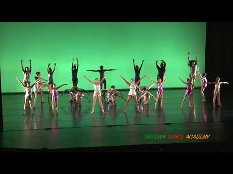 Uptown Dance Academy Recital June 2017 - After School Programs