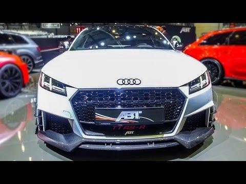 2017 Audi TT RS R By ABT - 2017 Geneva Motor Show