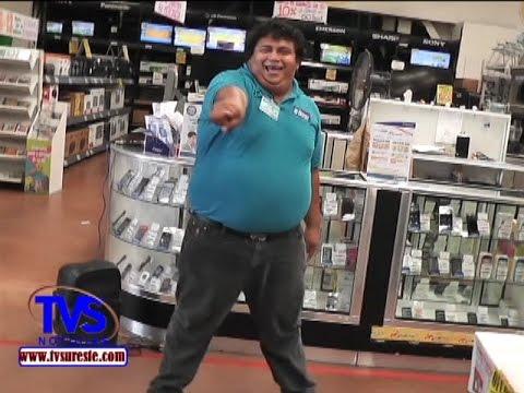 Gordito bailando el serrucho