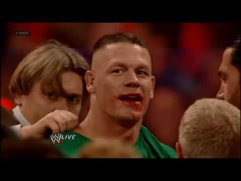 WWE deki Büyük Kavgalar