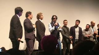 The Disaster Artist TIFF 2017 Midnight Madness Q&A - James Franco, Dave Franco, Tommy Wiseau, Greg S