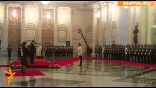 Визит Порошенко в Астану(, 2015-10-09T10:32:16.000Z)